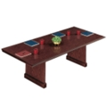 "Traditional Mahogany Conference Table - 96"" x 44"", 40565"