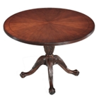 "Queen Anne 48"" Round Conference Table, 41415"