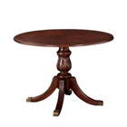"Garnet Cherry 42"" Round Conference Table, 41416"