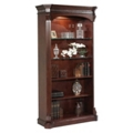 Old-World Five Shelf Bookcase, 32874