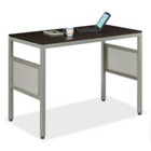 "At Work Collection 60"" x 30"" Standing-Height Desk, 13405"