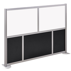 "At Work Divider Panel - 73.25""W x 53""H, 21715"