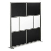 "At Work Divider Panel - 72""W x 78""H, 21716"