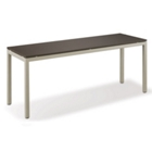 """At Work 72""""W x 24""""D Table, 41539"""