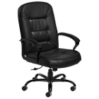 Big and Tall Leather Executive Chair, 50510