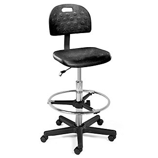 Stool With Carpet Casters 70124 And More Office Chairs