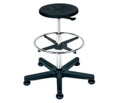 Backless Stool with Glides, 70127