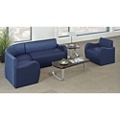 Synergy Six Piece Fabric Lounge Set, 76373