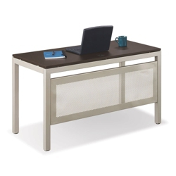 Table with Modesty Panel 48x24, 41645