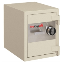 3.8 Cubic Fireproof Safe with 1 Shelf, 34318