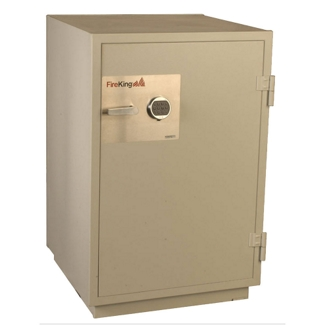 6.0 Cubic 3-Hour Fireproof Data Safe, 34334