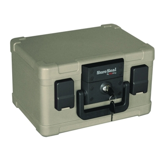 SureSeal Fire and Water Chest with .15 cu ft Capacity, 36125