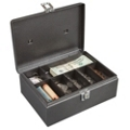Lockable Seven Compartment Cash Box, 36382