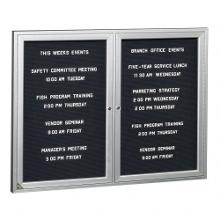 "Indoor Directory Board 48""x36"", 80228"