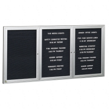 "Indoor Directory Board 72""x48"", 80231"