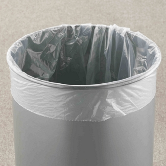 Waste Receptacle Liner Bags - Quantity 100, 87180