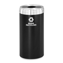 15 Gallon Mixed Recycling Container, 91985