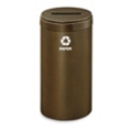 23 Gallon Paper Recycling Container, 91988