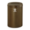 41 Gallon Paper Recycling Container, 91990