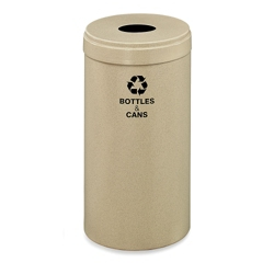 23 Gallon Bottles and Cans Recycling Container, 91992
