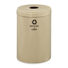 41 Gallon Bottles and Cans Recycling Container, 91993