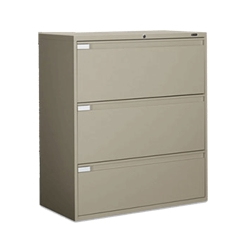 "36"" Wide Three-Drawer Lateral File, 30360"