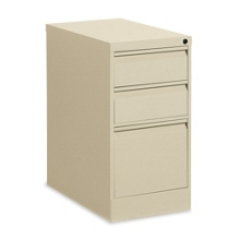 Three Drawer Pedestal, 36329