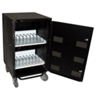 16-Bay Laptop Charging Mobile Storage Cart, 60973