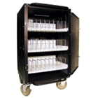 27-Bay Mini Laptop Charging Mobile Storage Cart, 60974