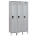 "54""W x 18""D x 78""H Antimicrobial 3 Person Locker, 31010"