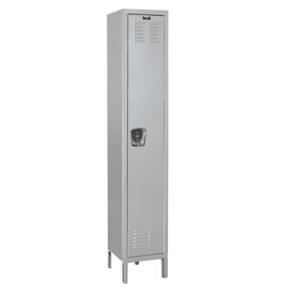 "18""W x 18""D x 78""H Antimicrobial 1 Tier Locker, 31011"