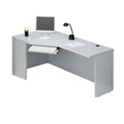 Left Corner Workstation, 10787