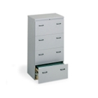 Four Drawer Lateral File, 10791