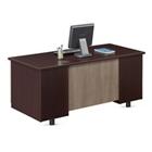 """Ascend Double Pedestal Desk - 66""""W, 13852"""