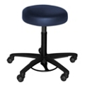 Helix Doctor Stool with Black Base, 25054