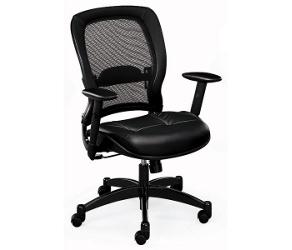 Mesh Back Ergonomic Chair, 50495
