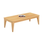 Coffee Table with Tapered Legs, 53487