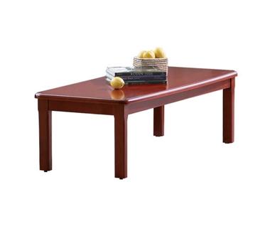 Coffee Table with Wood Veneer Top, 53752