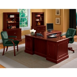 Executive Office with L-Desk, 15923