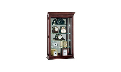 Wall Mount Display Case with Mirror Back, 31269