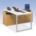 HON Voi Compact L-Desk, 13378