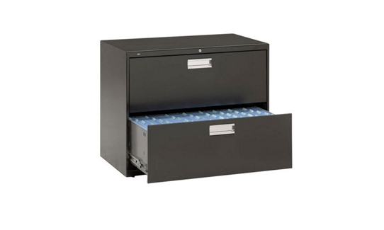 """Two Drawer Lateral File - 36""""W, 30191"""