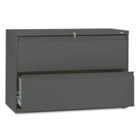 "800 Series Two Drawer Lateral File 42""W, 30718"
