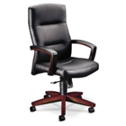 HON Park Avenue Executive Leather Chair, 50635