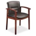 HON Park Avenue Leather Guest Chair, 50636