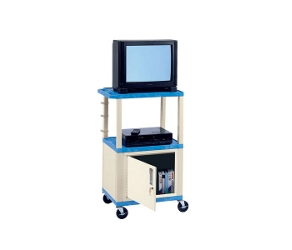 "AV Cart for 20"" TV with Lower Cabinet 42""H, 43030"