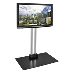 "Adjustable Height Flat Panel TV Stand - 44"" H, 43246"