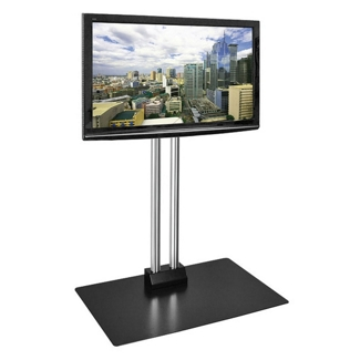 """Adjustable Height Flat Panel TV Stand - 44"""" H, 43246"""