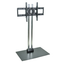 """Adjustable Height Flat Panel TV Stand - 62"""" H, 43247"""