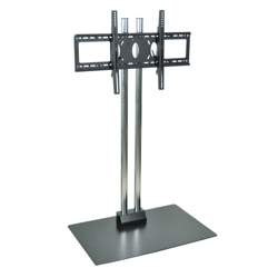 "Adjustable Height Flat Panel TV Stand - 62"" H, 43247"